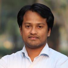 Rahul的用戶個人資料