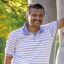 Krishnamoorthi Brugerprofil