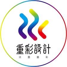 重彩设计 felhasználói profilja