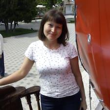 Perfil de usuario de Галина