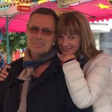 Nutzerprofil von Alla & Sergei