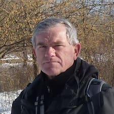 Ferenc felhasználói profilja