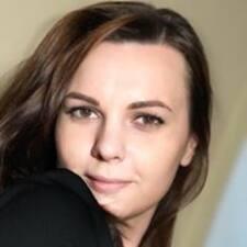 Användarprofil för Olesya
