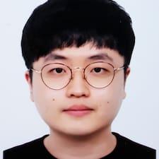 Perfil do utilizador de Jinsung