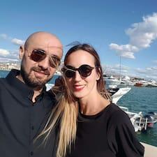 Profil utilisateur de Antonio & Maja