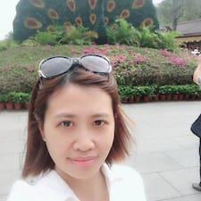 Perfil do utilizador de 云霞