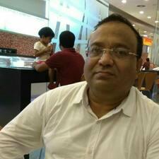 Perfil do utilizador de Gyanendra