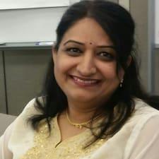 Manisha User Profile