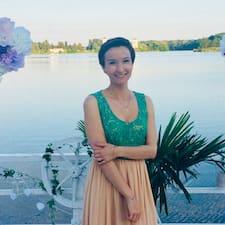 Rodica felhasználói profilja
