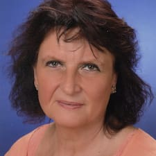 Angela felhasználói profilja