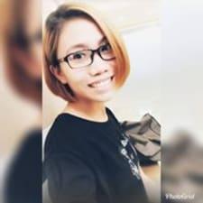 Ana Karina felhasználói profilja