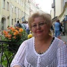 Larisa Brugerprofil