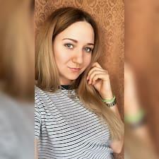 Profil utilisateur de Лариса