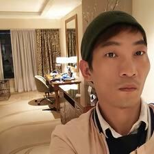 Perfil do utilizador de Cho