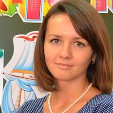 Алена felhasználói profilja
