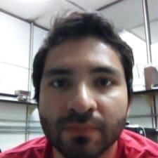 Henkilön César Pastor käyttäjäprofiili