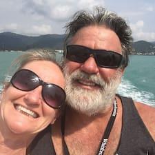 Edwina & Steve er SuperHost.