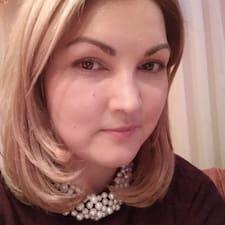 Användarprofil för Ольга