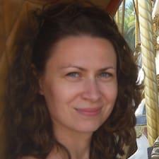 Henkilön Nataliya käyttäjäprofiili