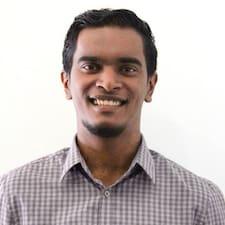 Profil utilisateur de Sasenath