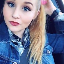 Kellie-Anne User Profile
