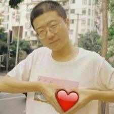 WeiTao felhasználói profilja