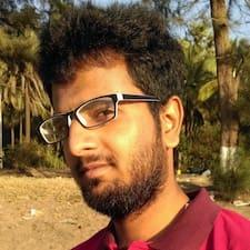 Henkilön Siddharth käyttäjäprofiili