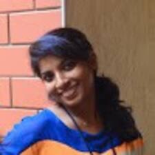 Profil utilisateur de Akshatha