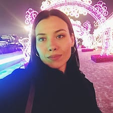 Profil utilisateur de Ulyana