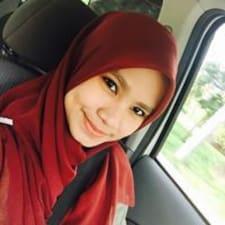 Nur Asilah - Uživatelský profil