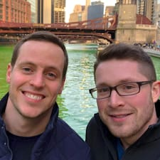 Curtis & Josh User Profile