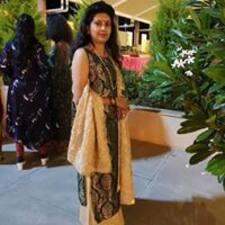 Anita Adesh felhasználói profilja