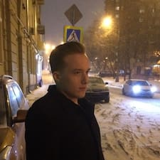 Perfil do usuário de Виталий