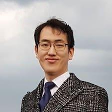 Perfil do utilizador de Taehyun
