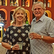 Glenys & Henry User Profile