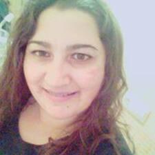 Mirian felhasználói profilja