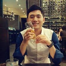 Användarprofil för Dongryeol