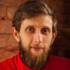 Ushakov Brugerprofil