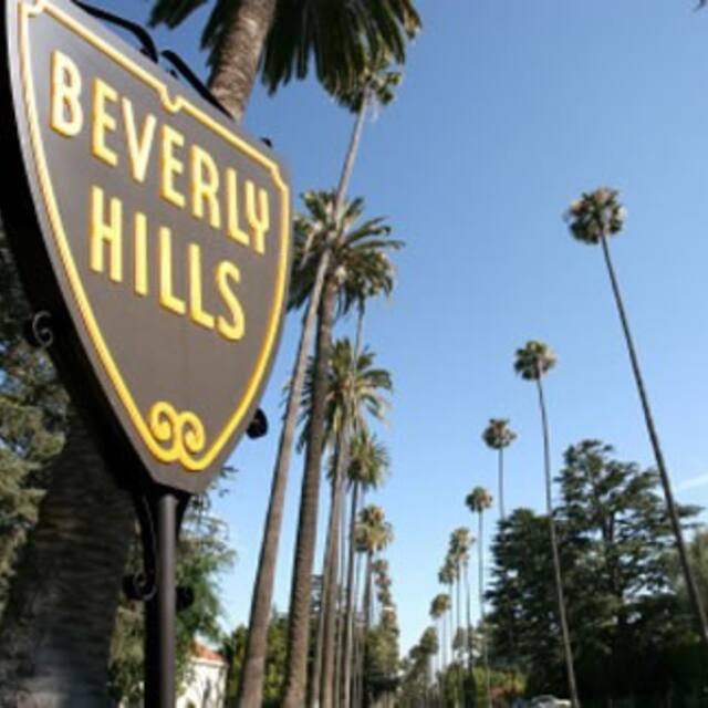 Guidebook for Beverly Hills
