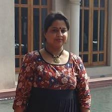 Sudeshna felhasználói profilja