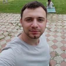 Henkilön Ilya käyttäjäprofiili