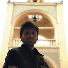 Mohammad Mehdi felhasználói profilja