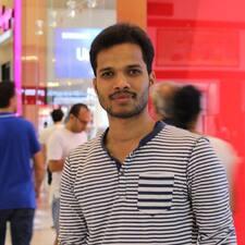 Perfil de usuario de Anurag