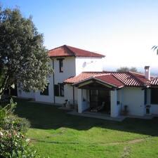 Villa Aurora Suites User Profile
