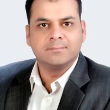Vijayant Brukerprofil