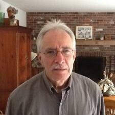 Användarprofil för Walter