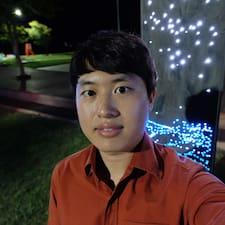 JungHyun User Profile