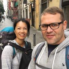 Trang & Hugo - Uživatelský profil