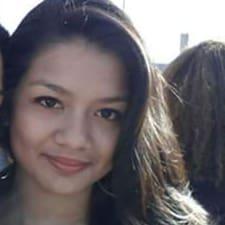 Yunaë felhasználói profilja
