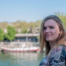 Profil utilisateur de Kamila